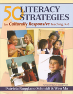 "50 Literacy Strategies for <span class=""hi-italic"">Culturally Responsive</span> Teaching, K-8"