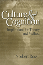 Culture & Cognition: Implications for Theory and Method