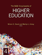 Logo of The SAGE Encyclopedia of Higher Education