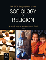 Logo of The SAGE Encyclopedia of the Sociology of Religion