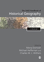 Logo of The SAGE Handbook of Historical Geography