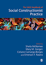 Logo of The Sage Handbook of Social Constructionist Practice